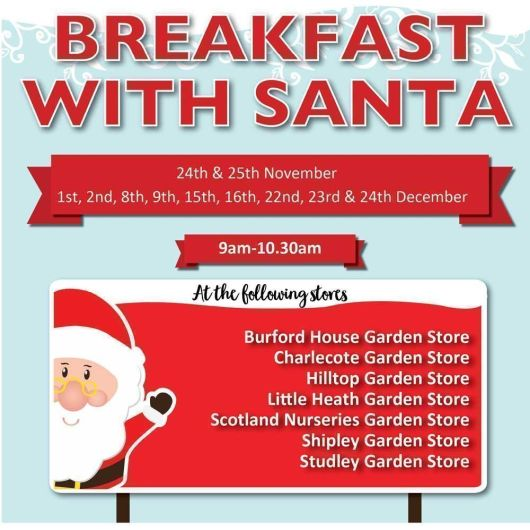 Breakfast With Santa 24/11 BH Adult