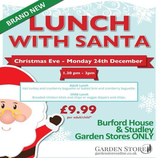 Lunch With Santa 24/12 SGC Adult