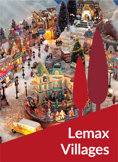 Link to Lemax villages